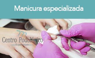 Manicura especializada