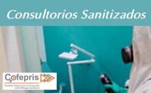 consultorios sanitizados
